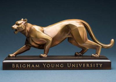 BYU Cougar – Bronze