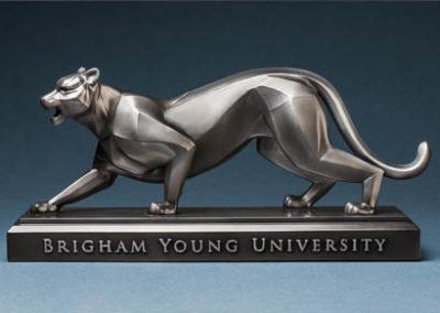 BYU Cougar – Platinum